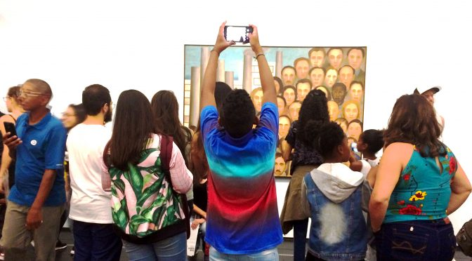 Tarsila no MASP: Mancada Artística de São Paulo
